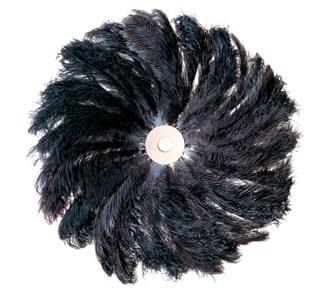 Cepillo De Pluma De Avestruz – Antiestático