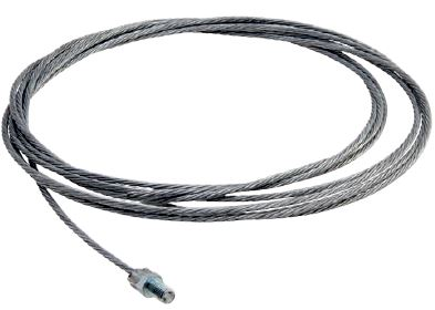 cable alargador cepillo limpia interior con rosca