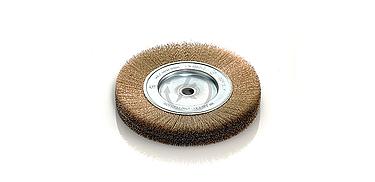cepillos circular latón para herramienta