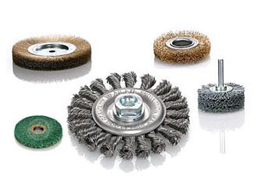 Cepillos Industriales Circulares Sin Eje