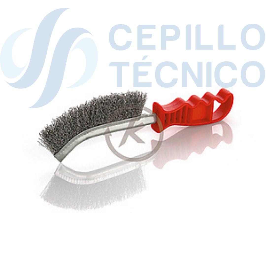 cepillo manual spid