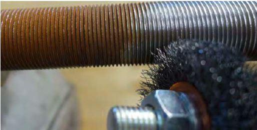 cepillo circular pequeño diametro