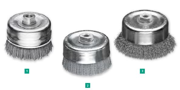 cepillo herramienta tipo taza