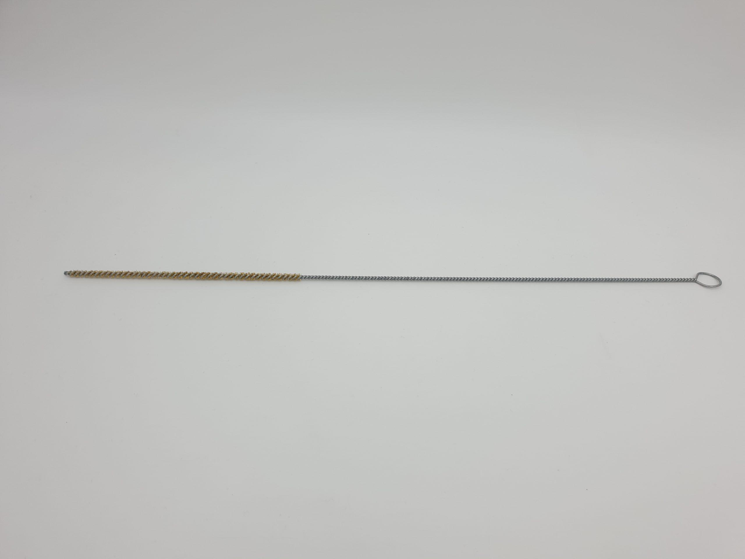 cepillo limpia tubo manual latón