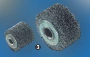 cepillos circulares pelado de cable