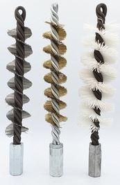 cepillos limpia tubos con rosca 25a 200